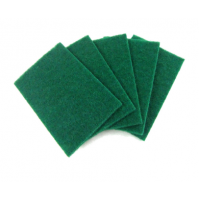 Kitchen Washing Pad Green x 5